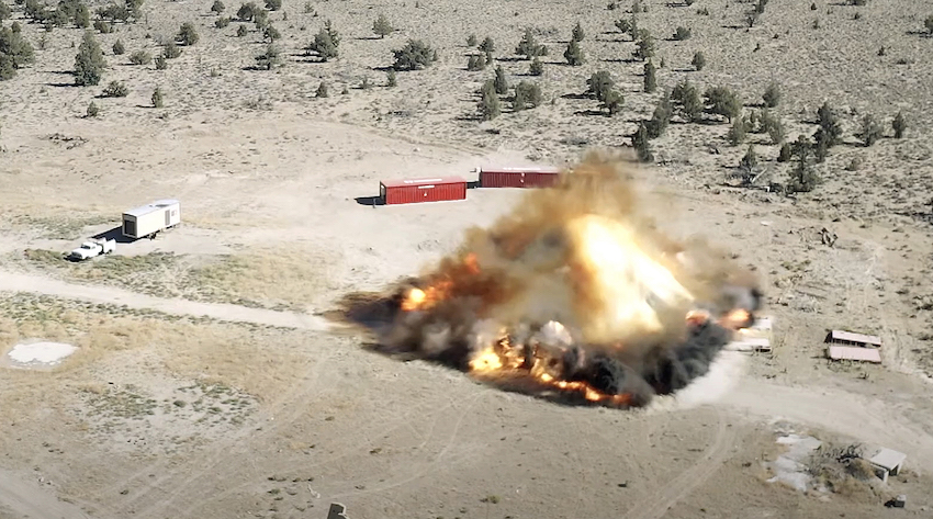 Blast-Test-Explosion