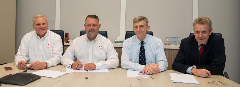 RedGuard and Specialist Services Group Join Forces in Europe, the Middle East and Australasia