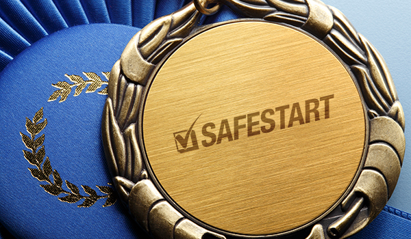 RedGuard Earns Gold Certificate for SafeStart Program
